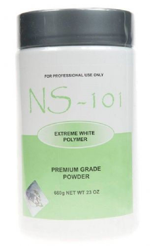 NS-101 EXTREME WHITE ACRYLIC POWDER 660G